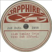 Click here for more info about 'Allan Ganley - BBC Jazz Club Acetate'