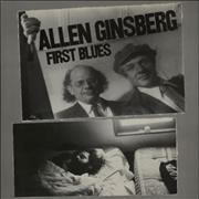 Click here for more info about 'Allen Ginsberg - First Blues'