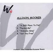 Click here for more info about 'Allison Moorer - Alabama Song - Sampler'