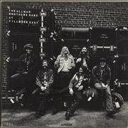 Click here for more info about 'Allman Brothers Band - At Fillmore East - 1st - VG'
