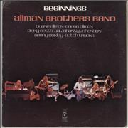 Click here for more info about 'Allman Brothers Band - Beginnings - EX'