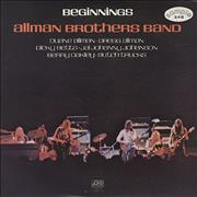 Click here for more info about 'Allman Brothers Band - Beginnings'