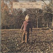 Click here for more info about 'Allman Brothers Band - Brothers And Sisters - EX'