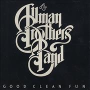 Click here for more info about 'Allman Brothers Band - Good Clean Fun'