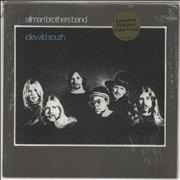 Click here for more info about 'Allman Brothers Band - Idlewild South - 180gm Clear & White Vinyl'