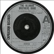 Click here for more info about 'Allman Brothers Band - Jessica'