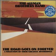 Click here for more info about 'Allman Brothers Band - The Road Goes On Forever - EX'