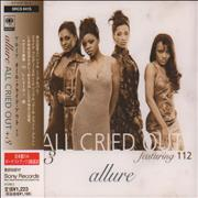 Click here for more info about 'Allure - All Cried Out + 3'
