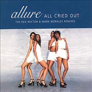 Allure All Cried Out Europe CD single