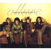 Allure Head Over Heels Austria CD single