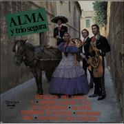 Click here for more info about 'Alma Y Trio Segura - Fully Autographed'