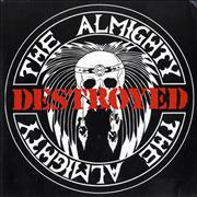 Click here for more info about 'The Almighty - Destroyed'