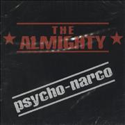 Click here for more info about 'The Almighty - Psycho-Narco - Sealed'