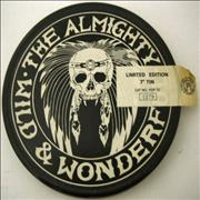 Click here for more info about 'The Almighty - Wild & Wonderful - Tin'