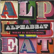 Click here for more info about 'Alphabeat - What Is Happening'