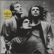 Alphaville Afternoons In Utopia Germany vinyl LP