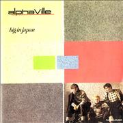 "Alphaville Big In Japan UK 7"" vinyl"