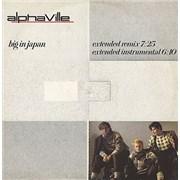 "Alphaville Big In Japan UK 12"" vinyl"