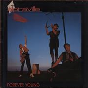 Alphaville Forever Young - Group Picture Sleeve Germany vinyl LP