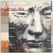 Alphaville Forever Young Germany vinyl LP