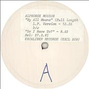 Click here for more info about 'Alphonse Mouzon - By All Means - White Label'