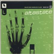 Click here for more info about 'Altastate - Throw Back The Veil / Second Time Around'