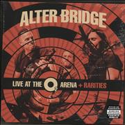 Click here for more info about 'Alter Bridge - Live At The O2 Arena + Rarities - Clear Vinyl - Sealed Box'