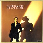 Click here for more info about 'Altered Images - Bring Me Closer'