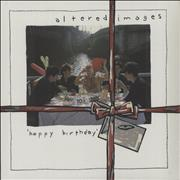 Click here for more info about 'Altered Images - Happy Birthday - 180gram + Bonus 7
