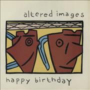Click here for more info about 'Altered Images - Happy Birthday - Injection + Sleeve'
