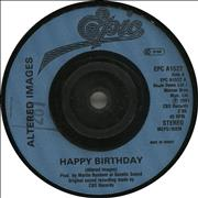 Click here for more info about 'Altered Images - Happy Birthday'