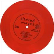 Click here for more info about 'Altered Images - Happy New Year - Flexi Disc'