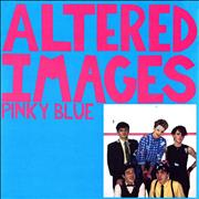 Click here for more info about 'Altered Images - Pinky Blue - 180gram Vinyl + Sealed'
