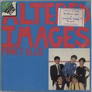 Click here for more info about 'Altered Images - Pinky Blue - Shrink'