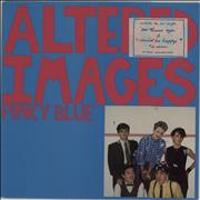 Click here for more info about 'Altered Images - Pinky Blue'