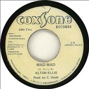 Click here for more info about 'Alton Ellis - Mad Mad'