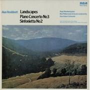 Click here for more info about 'Alun Hoddinott - Landscapes / Piano Concerto No. 3 / Sinfonietta No. 2'