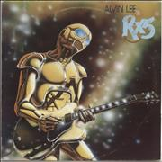 Click here for more info about 'Alvin Lee - RX5'