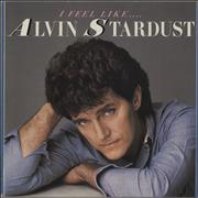 Click here for more info about 'Alvin Stardust - I Feel Like.... Alvin Stardust'
