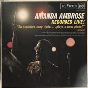 Click here for more info about 'Amanda Ambrose - Recorded Live!'