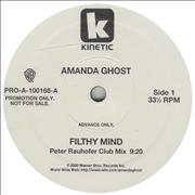 Click here for more info about 'Amanda Ghost - Filthy Mind'