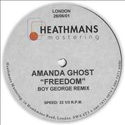 Click here for more info about 'Amanda Ghost - Freedom - Boy George Remix'