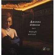 Amanda McBroom Midnight Matinee - 180gm USA vinyl LP