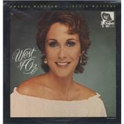 Amanda McBroom West Of Oz - Sealed USA vinyl LP