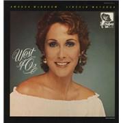 Amanda McBroom West Of Oz USA vinyl LP