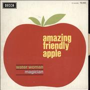 Click here for more info about 'Amazing Friendly Apple - Water Woman'