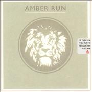 Click here for more info about 'Amber Run - Amber Run - Sampler'