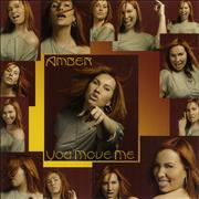 Click here for more info about 'Amber - You Move Me - Remixes'