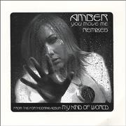 Click here for more info about 'Amber - You Move Me Remixes'