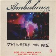 Click here for more info about 'Stay Where You Are'